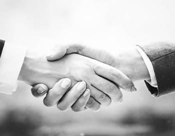 Picture of hand shake for Professional Indemnity Insurance
